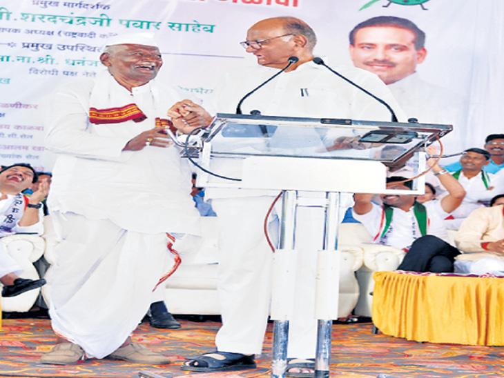 आठवणीतली निवडणूक : सात रुपयांत खासदार झालो, आता कुणाला सांगू.. कोण विश्वास ठेवणारॽ|देश,National - Divya Marathi