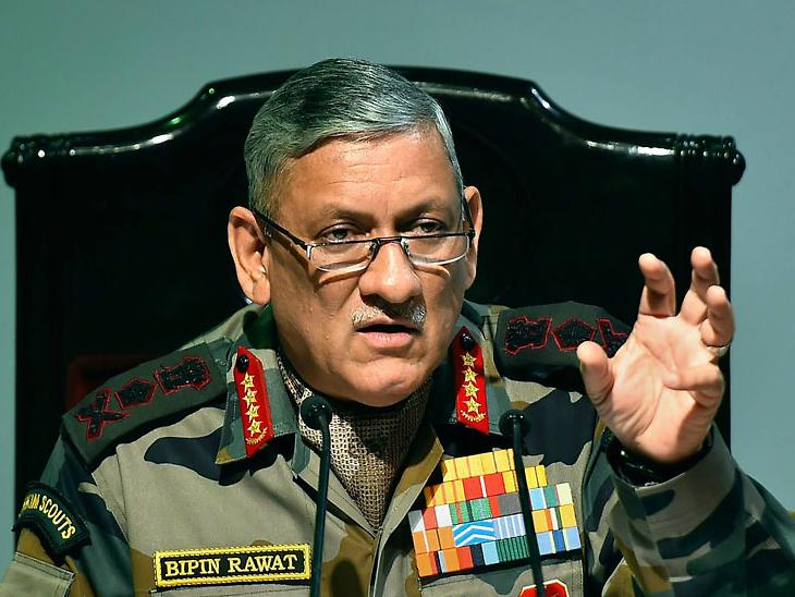 'बालाकोटमध्ये दहशतवादी शिबीर परत सक्रीय; 500 दहशतवादी भारतात घुसण्याच्या प्रयत्नात', लष्कर प्रमुखांची माहिती| - Divya Marathi