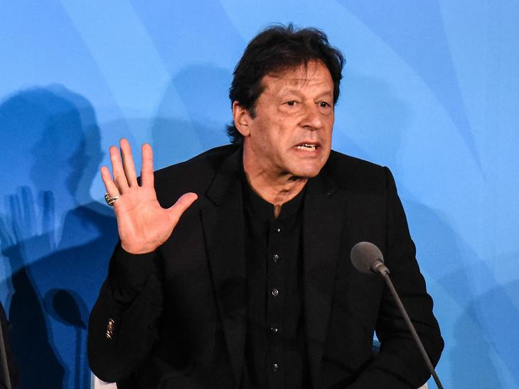 9/11 हल्ल्यानंतर अमेरिकेच्या सोबत राहणे ही पाकिस्तानची सर्वात मोठी चूक- इम्रान खान| - Divya Marathi