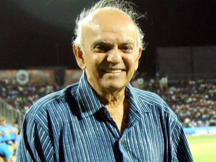 माजी कसोटी क्रिकेटपटू माधव आपटे यांचे निधन; सचिनला १४ व्या वर्षी दिली संधी| - Divya Marathi