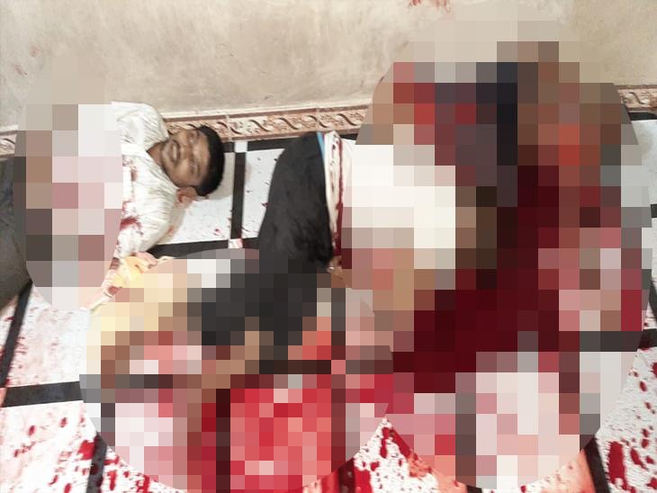 औरंगाबादमध्ये तिहेरी हत्याकांडाने खळबळ, तरुणाने मित्रासह त्याच्या आई-वडिलांचा केला खून|औरंगाबाद,Aurangabad - Divya Marathi