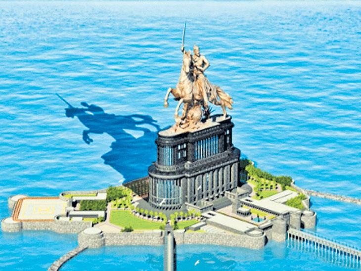 शिवस्मारक प्रकल्पामध्ये अनियमितता, भ्रष्टाचार; न्यायालयीन चौकशी करावी -  काँग्रेस, राष्ट्रवादीची संयुक्त मागणी|मुंबई,Mumbai - Divya Marathi