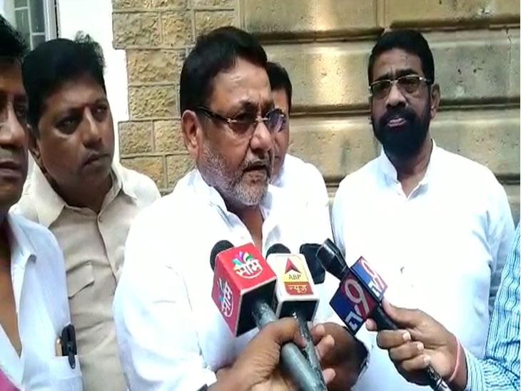 मुख्यमंत्री मस्तवाल झालेत, त्यांना जनतेवरील संकटांची चिंता नाही; फक्त भाजप व निवडणुका दिसतात - नवाब मलिक मुंबई,Mumbai - Divya Marathi