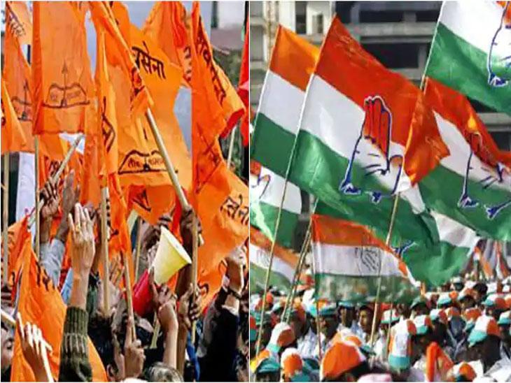 काँग्रेससमोर अशोक चव्हाणांच्या विजयाचे, तर शिवसेनेसमोर जागा टिकवण्याचे आव्हान  - Divya Marathi