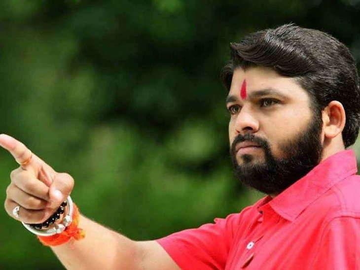 स्वाभिमानी शेतकरी संघटनेला खिंडार, प्रदेशाध्यक्ष रवीकांत तुपकर यांनी राजू शेट्टींकडे सोपवला राजीनामा|मुंबई,Mumbai - Divya Marathi