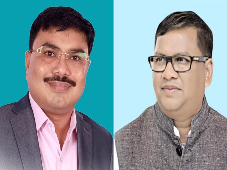 नवापूर विधानसभा मतदार संघातून 9 व्यक्तींनी 22 अर्ज घेतले, शिरिष नाईक व भरत गावित यांनी प्रत्येकी 4 अर्ज घेतले,| - Divya Marathi