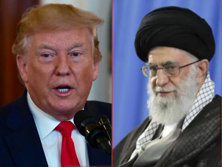 ईरानचे अधिकारी आणि कुटुंबीयांना अमेरीकेत जाता येणार नाही, ट्रम्प सरकारने लावले नवीन निर्बंध,| - Divya Marathi