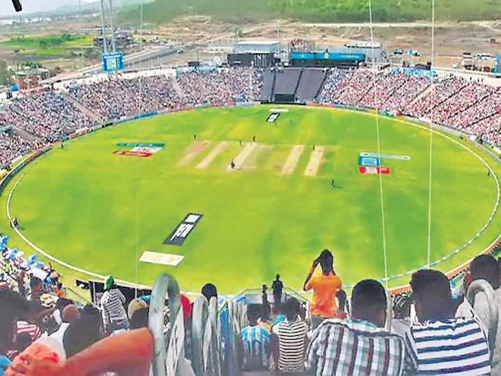 एमसीएच्या पुणे येथील मैदानावर १० ऑक्टाेबरपासून भारत-द. आफ्रिका कसाेटी. - Divya Marathi