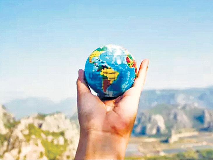 भारताला २०१८ मध्ये १.७४ कोटी पर्यटकांची भेट, जगाचा ऑनलाइन ट्रॅव्हल बाजार २०२३ पर्यंत ३९ लाख कोटींवर|ओरिजनल,DvM Originals - Divya Marathi