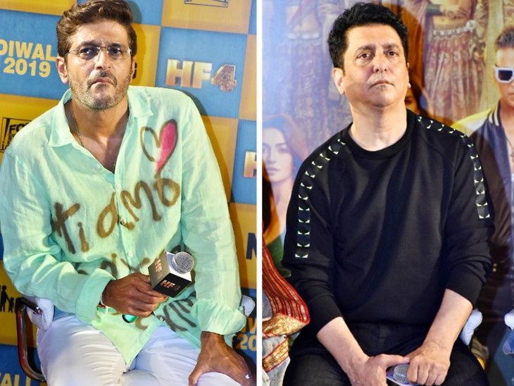 ट्रेलर लॉन्चसाठी अक्षय कुमार आणि इतर कलाकार...| - Divya Marathi