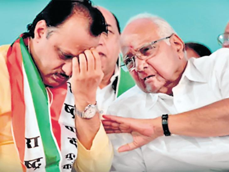 तीन दिवसांपूर्वीच ठरला हाेता दादांच्या राजीनाम्याचा निर्णय? विधानसभा अध्यक्षांना फाेनवर विचारले हाेते 'तुम्ही मुंबईत कधी येणार?'  - Divya Marathi