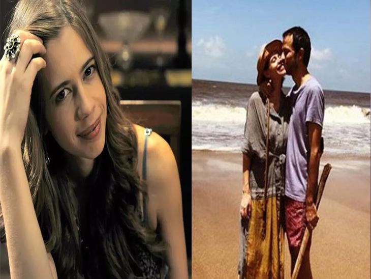 लग्नापूर्वीच आई होणार आहे अभिनेत्री कल्की कोचलीन, पाच महिन्यांपासून आहे प्रेग्नन्ट  - Divya Marathi