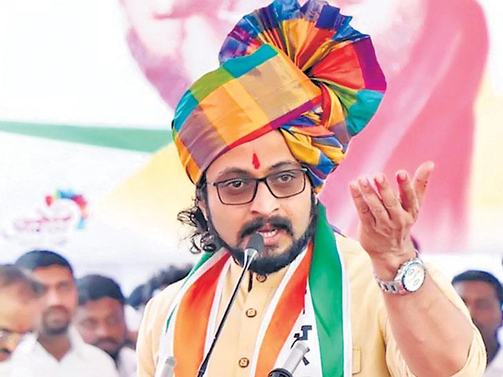 राज्यात सरकारबद्दल प्रचंड राेष; तरीही सरकार निवडून आले तर ईव्हीएमचा घाेळ : खासदार डॉ. अमोल कोल्हे|देश,National - Divya Marathi