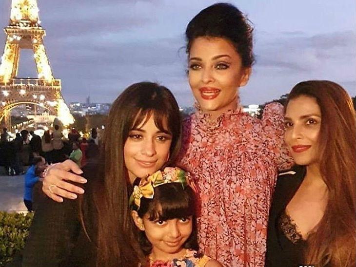 ऐश्वर्या रायचा पॅरिस फॅशन वीकमध्ये रॅम्प वॉकद्वारे डेब्यू; 18 वर्षांपासून लॉरियालची आहे ब्रँड अॅम्बेसेडर  - Divya Marathi