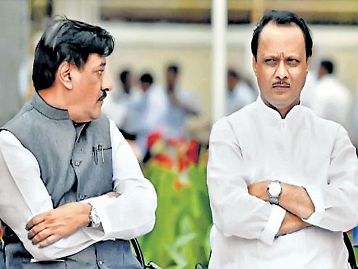 शरद पवारांवर नाराजीचे आणखी एक कारण, म्हणून अजितदादांचा राजीनामा|देश,National - Divya Marathi