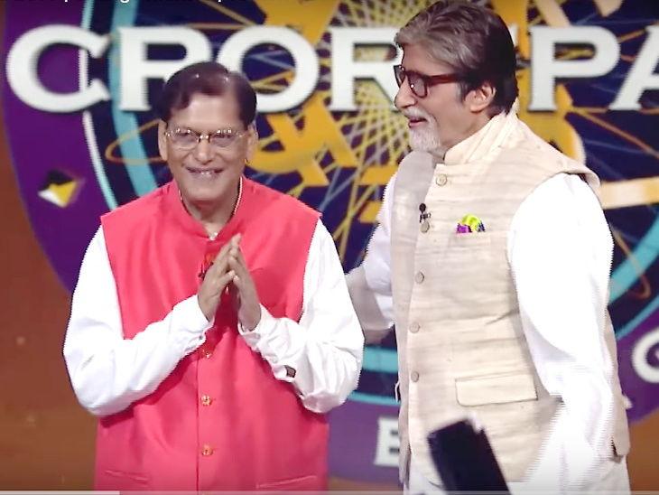 अमिताभ यांनी सांगितली आपले आडनाव 'बच्चन' यामागची कहाणी, म्हणाले - 'हे कोणत्याही धर्माचे प्रतिनिधित्व करत नाही...'|टीव्ही,TV - Divya Marathi