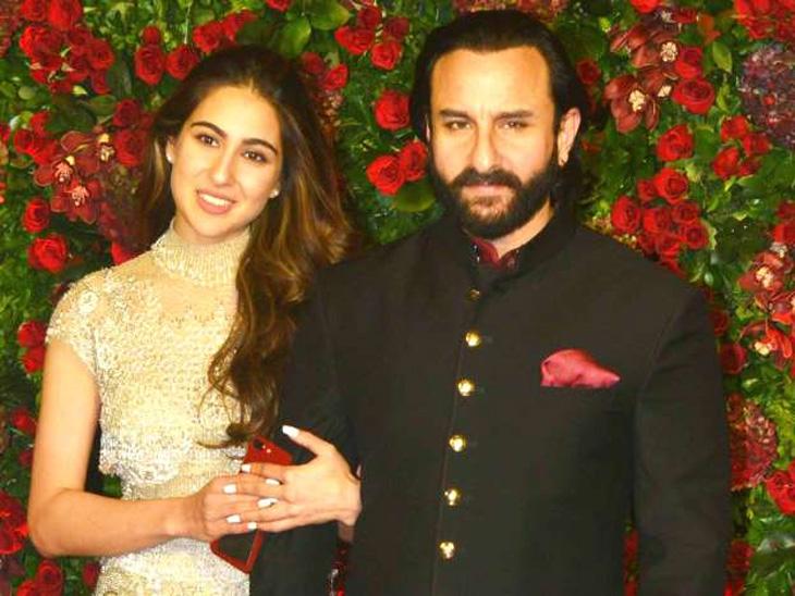 सैफच्या दुसऱ्या लग्नाची बातमी ऐकताच काय म्हणाली होती अमृता, पहिल्यांदा मुलगी साराने केला खुलासा| - Divya Marathi