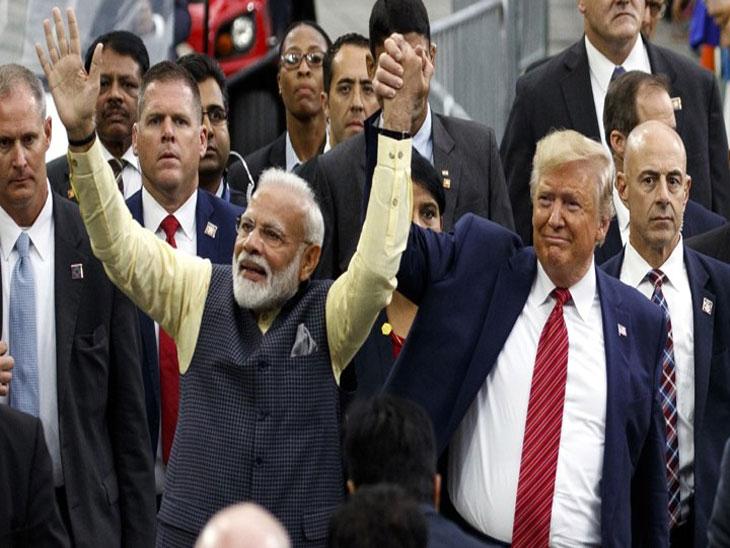 हाऊडी मोदी : अमेरिकी भारतीयांच्या अस्मितेचा हुंकार!| - Divya Marathi