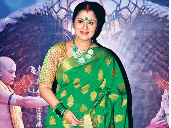 'तारा फ्रॉम सतारा' मालिकेमुळे पुन्हा नृत्य करण्याची इच्छा जागृत होते - सुधा चंद्रन टीव्ही,TV - Divya Marathi