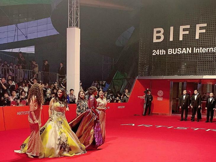 भूमी पेडनेकरने जिंकला 'फेस ऑफ एशिया' अवॉर्ड, 24 व्या बुसान फिल्म फेस्टिव्हलमध्ये 'डॉली किटी' चित्रपटाचा झाला प्रीमियर| - Divya Marathi