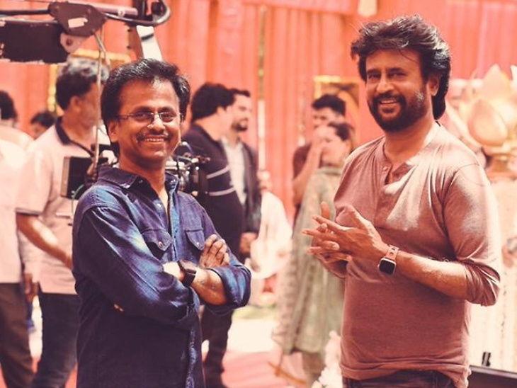 रजनीकांत यांनी पूर्ण केले आगामी चित्रपट 'दरबार' चे शूटिंग, तब्बल 28 वर्षांनंतर साकारत आहेत पोलिस ऑफिसरची भूमिका| - Divya Marathi