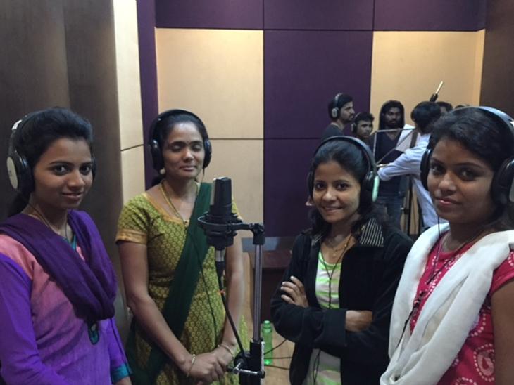 'गीत भीमायन'मधून साकारणार बाबासाहेबांचे समग्र चरित्र, हरिहरन, सुरेश वाडकर, कविता कृष्णमूर्तींसह दिग्गज गायकांनी दिला आवाज औरंगाबाद,Aurangabad - Divya Marathi