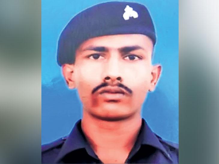 जवान चंदू चव्हाण यांनी दिला लष्करी सेवेचा राजीनामा, ४ महिने होते पाकच्या ताब्यात|जळगाव,Jalgaon - Divya Marathi