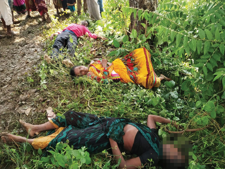 जालना जिल्ह्यात वीज कोसळून तिघांचा जागीच मृत्यू, तर दोघे गंभीर जखमी|औरंगाबाद,Aurangabad - Divya Marathi