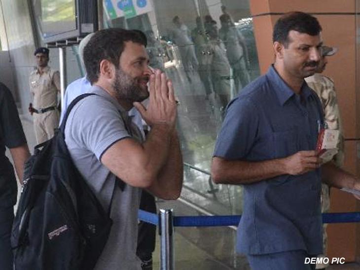 महाराष्ट्र आणि हरियाणा विधानसभा निवडणूक बाजुला ठेऊन राहुल गांधी बँकॉकला गेलेत, भाजप नेत्याचा दावा| - Divya Marathi