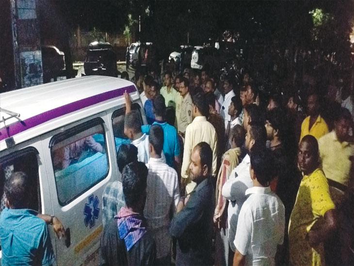 जुन्या वादातून गोळी झाडून औद्योगिक वसाहतीतील ठेकेदाराची निर्घृण हत्या; मारेकऱ्यांनी हवेत गोळीबार करत घटनास्थळावरून काढला पळ|औरंगाबाद,Aurangabad - Divya Marathi