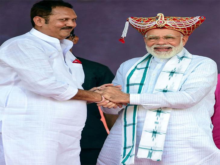 उदयनराजेंसाठी सभा घेऊन पंतप्रधान नरेंद्र मोदी फोडणार प्रचाराचा नारळ| - Divya Marathi