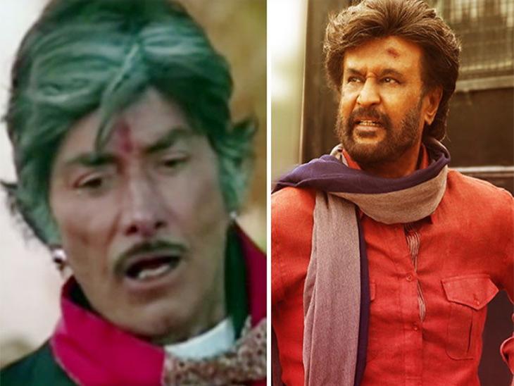 जेव्हा राजकुमार यांचे नाव ऐकताच रजनीकांतनी दिला होता 'तिरंगा' चित्रपटात काम करण्यास नकार| - Divya Marathi