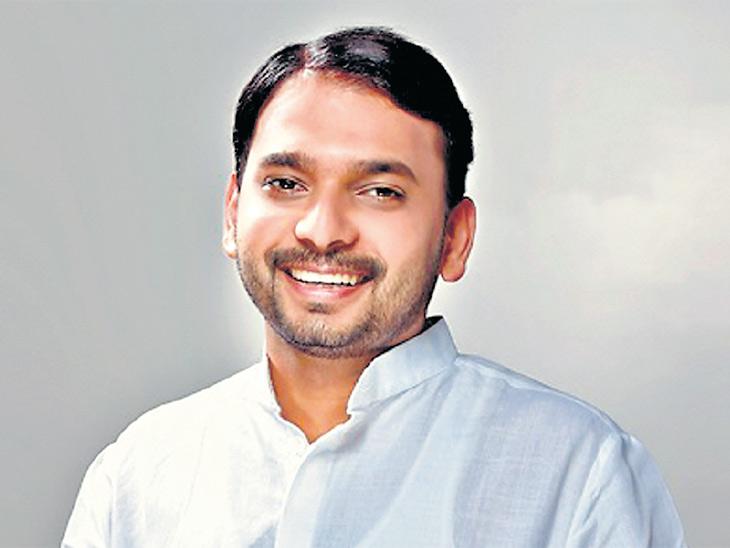 वडिलांचा बालेकिल्ला राखण्याच्या प्रयत्नात काँग्रेसचे विश्वजित कदम| - Divya Marathi