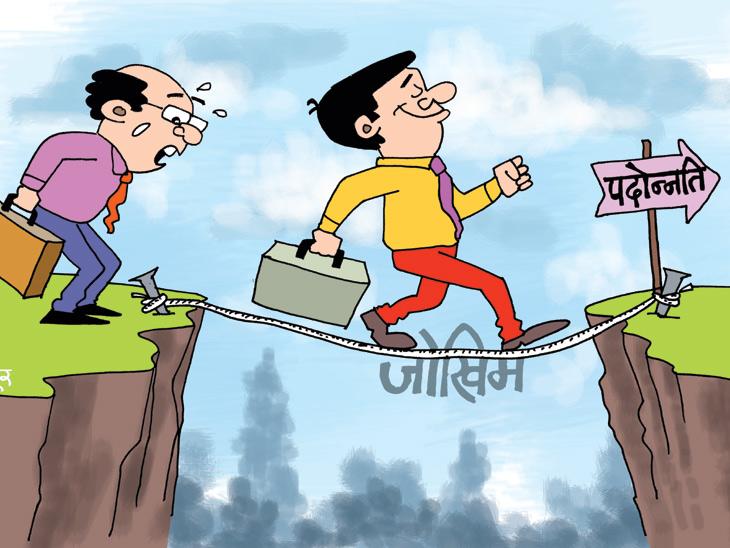 एका एक्झिक्युटिव्हला पहिल्या नाेकरीत सीईआे हाेण्यास लागतात सरासरी 24 वर्षे, जाेखीम पत्करणारे 14 वर्षांतच हे पद मिळवतात| - Divya Marathi