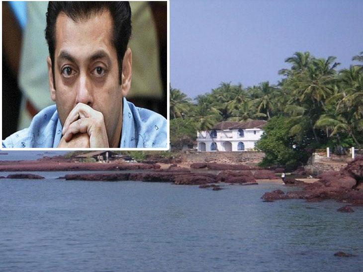 सलमान खानच्या बंगल्यातून अट्टल गुन्हेगारास अटक, 15 वर्षांपासून केअर टेकरचे करत होता काम|मुंबई,Mumbai - Divya Marathi