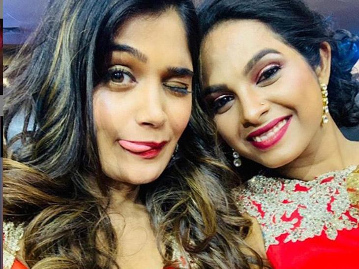 झी मराठी अवॉर्ड्स 2019 मध्ये सेलेब्सची धमाल| - Divya Marathi