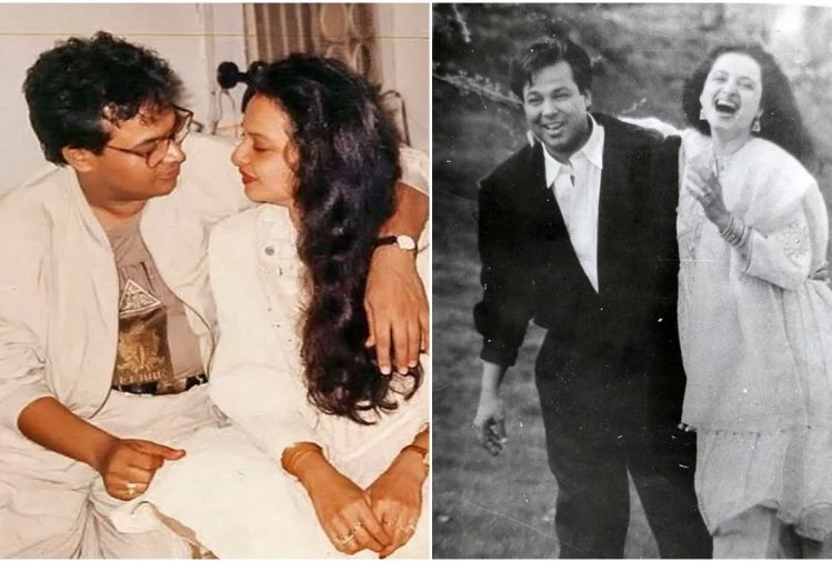 रेखाच्या ओढणीने गळफास घेऊन मुकेश अग्रवाल यांनी केली होती आत्महत्या, असे होते दोघांचे वैवाहिक आयुष्य| - Divya Marathi