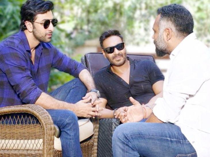 अजय देवगणने सोडला दिग्दर्शक लव रंजनचा चित्रपट, दीड वर्षांपूर्वी झाली होती चित्रपटाची घोषणा| - Divya Marathi