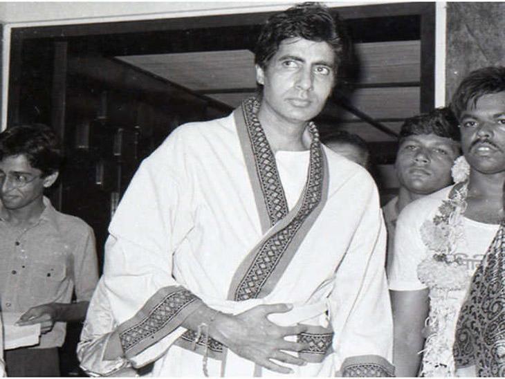 37 वर्षांपूर्वी मृत्युवर विजय मिळवत अमिताभ बच्चननी घेतला दुसरा जन्म, हे आहेत 1982 चे रेअर फोटो  | - Divya Marathi