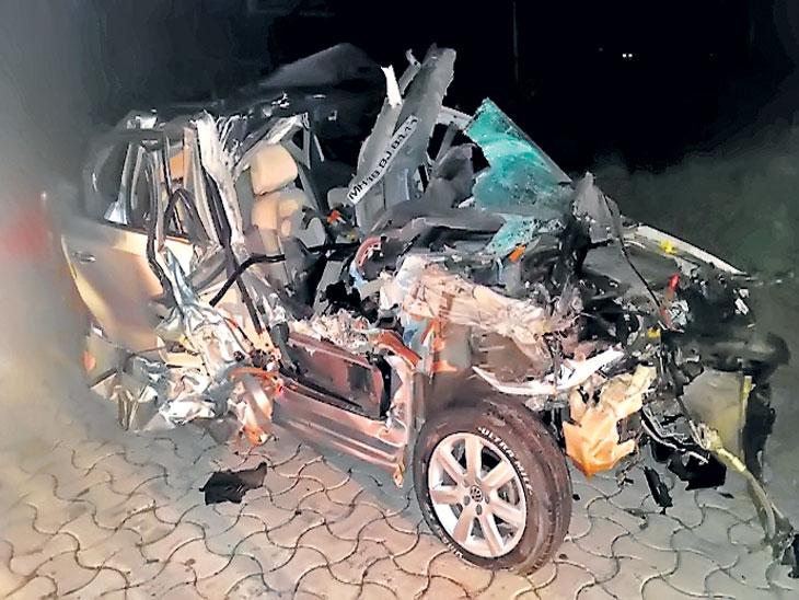 कऱ्हे घाट, चास परिसरात दोन अपघातांत सहा ठार|अहमदनगर,Ahmednagar - Divya Marathi