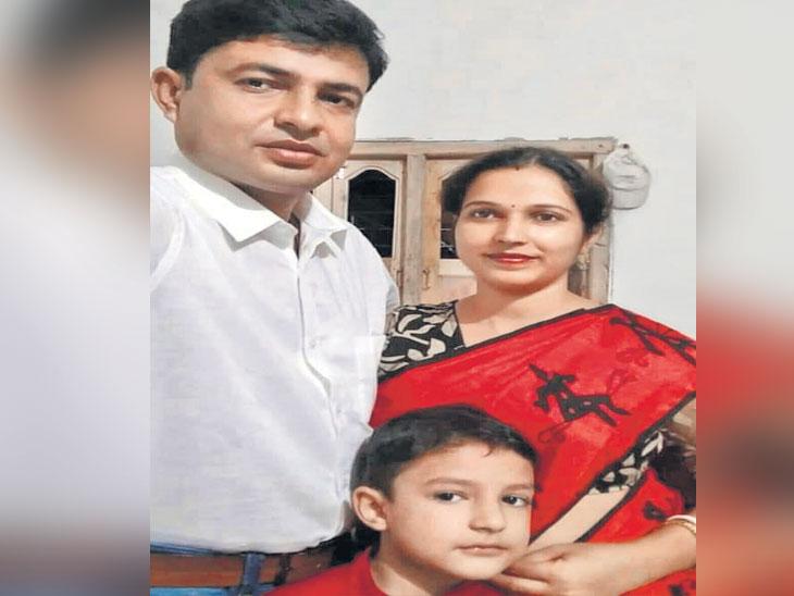 बंगालमध्ये संघ स्वयंसेवकासह गर्भवती पत्नी, 6 वर्षीय मुलाचीही गळा चिरुन हत्या| - Divya Marathi
