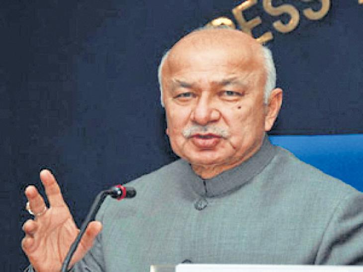 शिंदे : काँग्रेस मजबूतच, आर्थिक दहशतवादातून भाजपची वाढ| - Divya Marathi