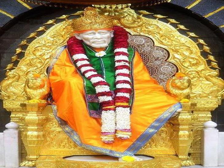 उत्सवकाळात साईचरणी ४ कोटी विक्रमी देणगी|औरंगाबाद,Aurangabad - Divya Marathi