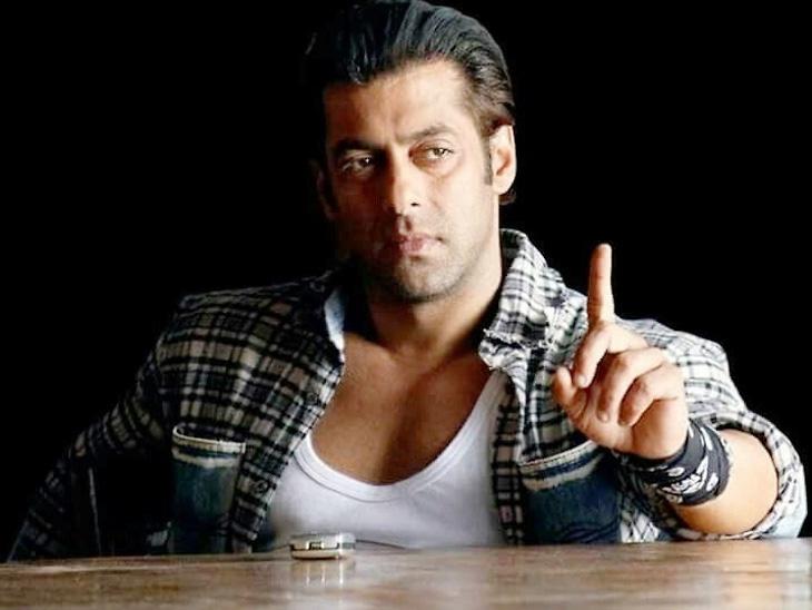 ईदला 'राधे' बनून परतणार सलमान खान, सोबत काम केलेल्या सिनेमॅटोग्राफर अयानंकाने दिले संकेत| - Divya Marathi