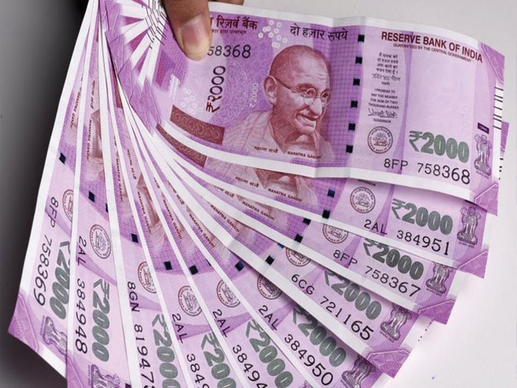 २ हजाराच्या नोटा: मागणीत ९८% घट, नकली नोटा ३३००% वाढल्या| - Divya Marathi