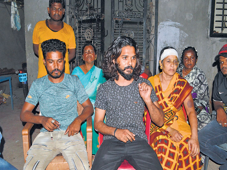 हत्येनंतर हल्लेखोर म्हणाले, 'बाॅस अपना काम हाे गया' ; खरात कुटुंबातील सदस्यांनी दिली माहिती|जळगाव,Jalgaon - Divya Marathi