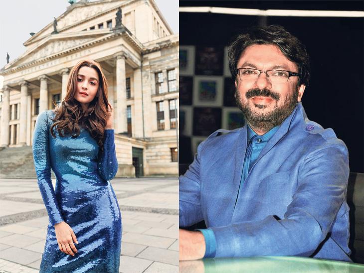 संजय लीला भन्साळींचा आगामी चित्रपट 'गंगूबाई' मध्ये आलियासोबत दिसणार नवा हीरो...|देश,National - Divya Marathi