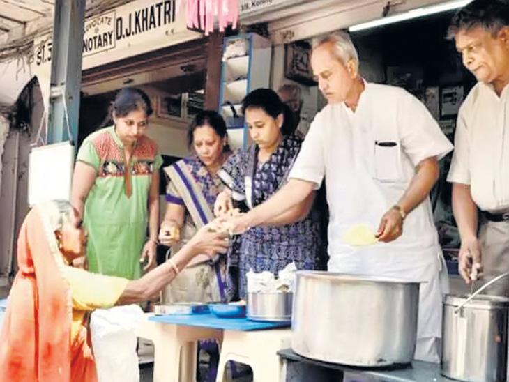 कर्करोगग्रस्तांच्या मदतीसाठी आपले हॉटेल भाड्याने दिले, रोज 700 लोकांना जेवण, ज्यांचे उपचार इतरत्र होत नाहीत अशांसाठी स्थापन करत आहेत रुग्णालय|मुंबई,Mumbai - Divya Marathi