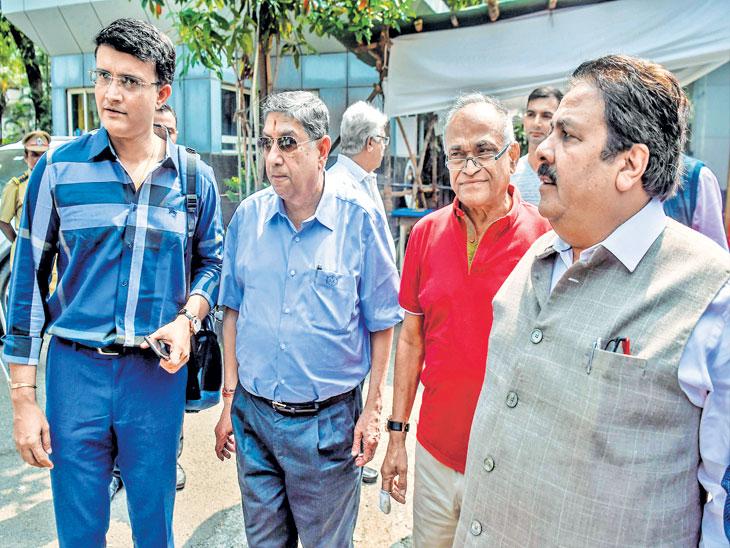 माजी कर्णधाराकडे ६५ वर्षांनंतर बीसीसीआयचे नेतृत्व; गांगुली अध्यक्षपदाचा एकमेव दावेदार  - Divya Marathi