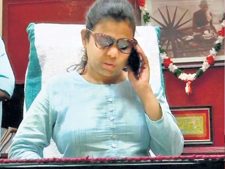 देशातील पहिल्या दृष्टिहीन महिला आयएएस अधिकारी प्रांजल पाटील यांनी केरळमध्ये स्वीकारला कार्यभार|ओरिजनल,DvM Originals - Divya Marathi